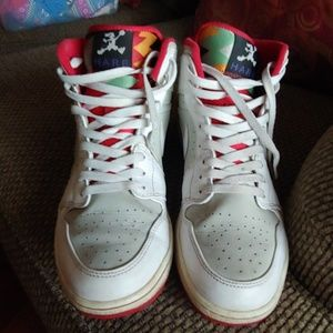 Air Jordan Hare Force 1 size men's 13
